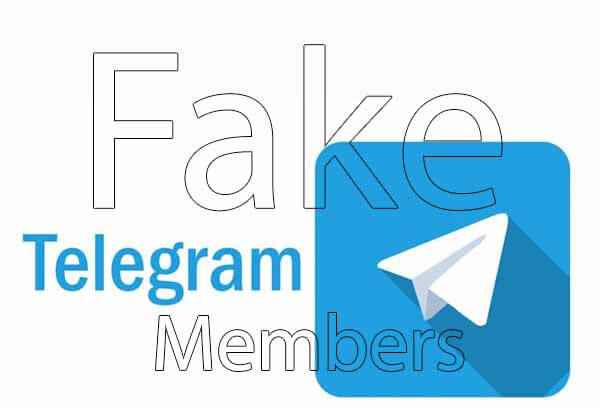 fake members for telegram