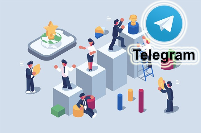 Increase telegram channel members - Telegram members