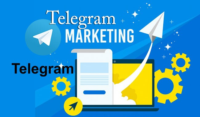 Telegram channel marketing