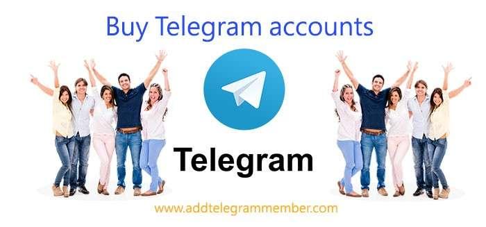 Buy Telegram accounts